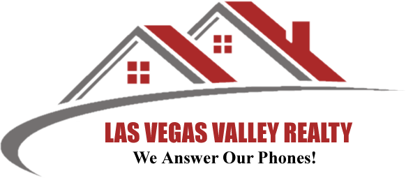 Las Vegas million dollar homes logo